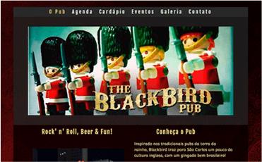 The Black Bird Pub