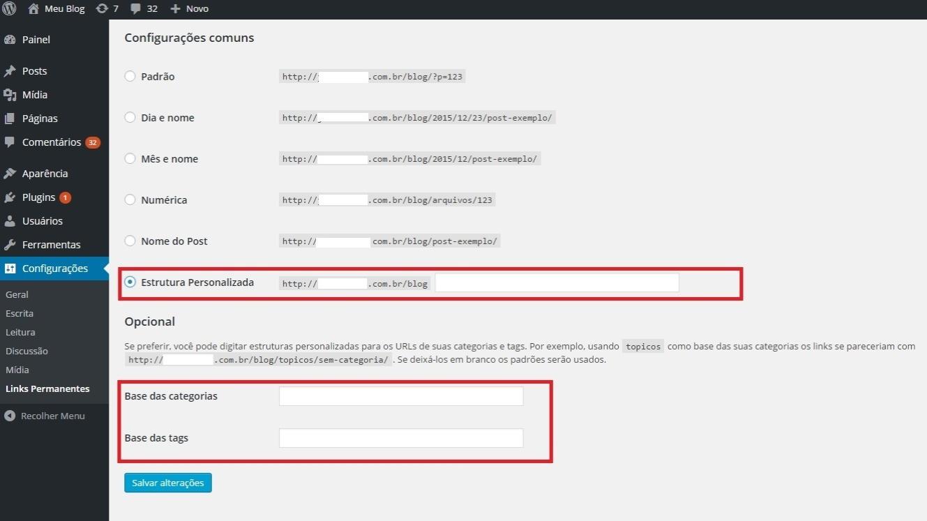 0e105e9b5 Como migrar meu Blog do Blogger BlogSpot para o um WordPress ...
